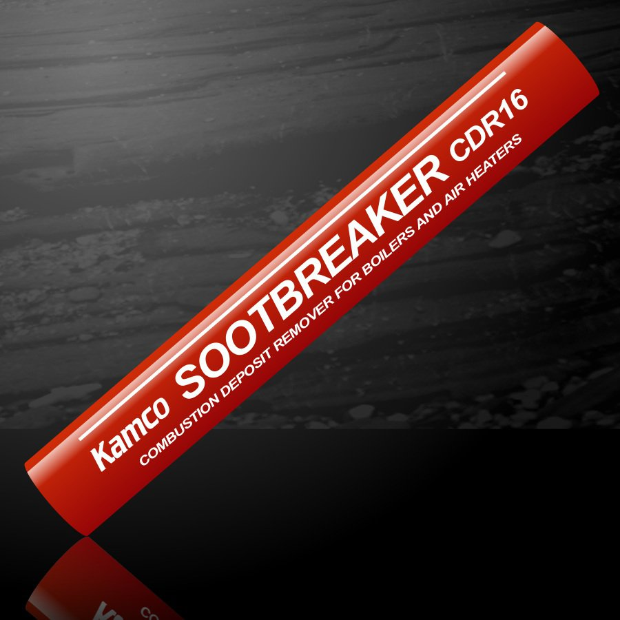 Kamco Sootbreaker - deposit remover for boilers and air heaters