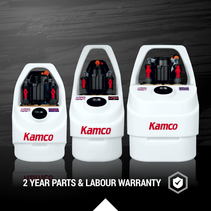 Kamco Power Flushing Pumps